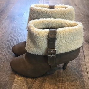 Shoes - Sterling Brown Booties